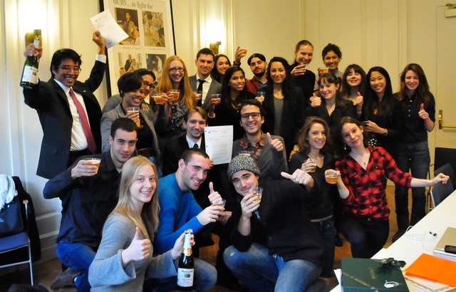 Hunter College Model UN Team | THE NGO COMMITTEE ON AGEING